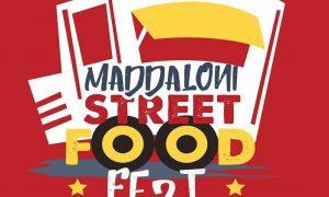 Maddaloni Street Food, il logo