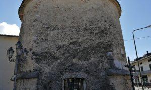 Il Mausoleo Di Alife, veduta frontale