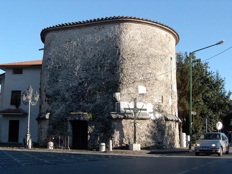 Mausoleo di Alife, tra i monumenti storici della città