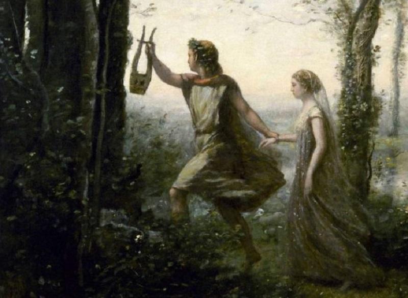 La Fontana degli Zitielli era scenario di riti che si rifacevano al mito orfico