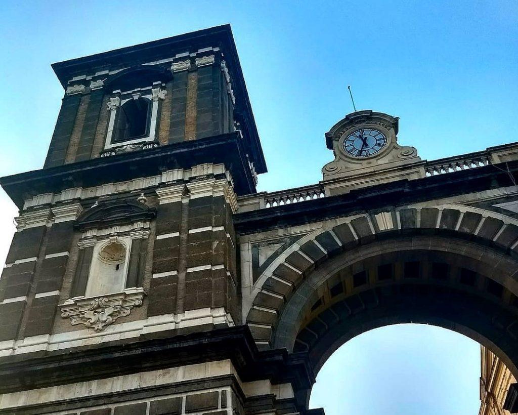 Chiesa dell'Annunziata di Aversa - Facciata Della Chiesa