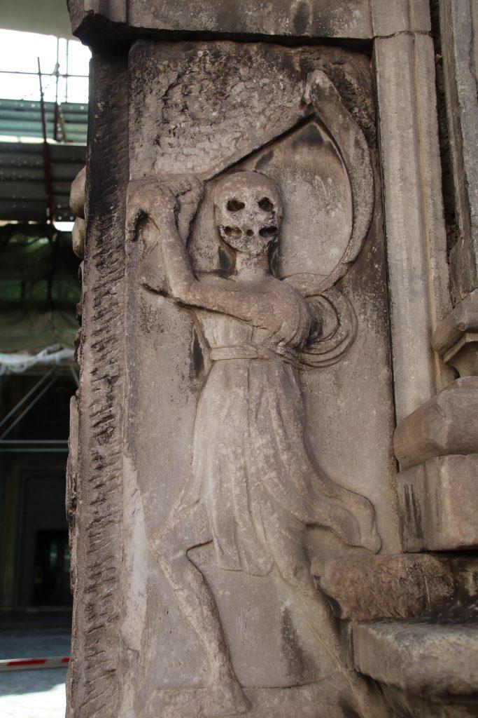 Chiesa dell'Annunziata - Il Trionfo Della Morte