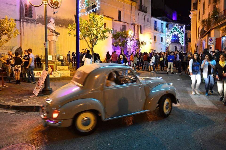 Illuminarti 2019 - strade e quartieri di Piedimonte Matese