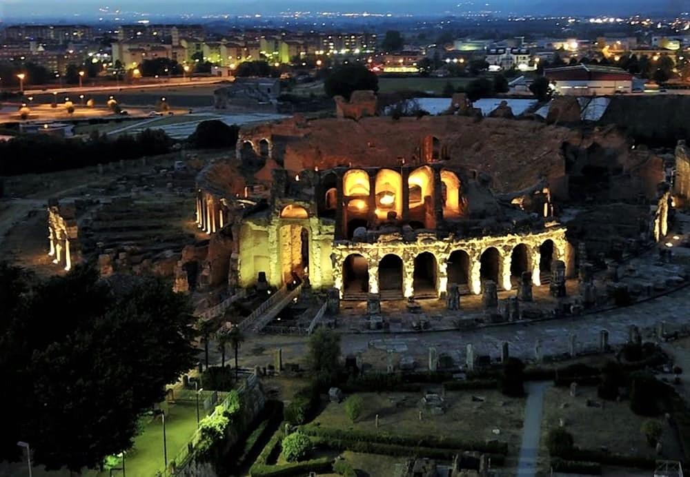 Notte dei musei - Anfiteatro Di Notte