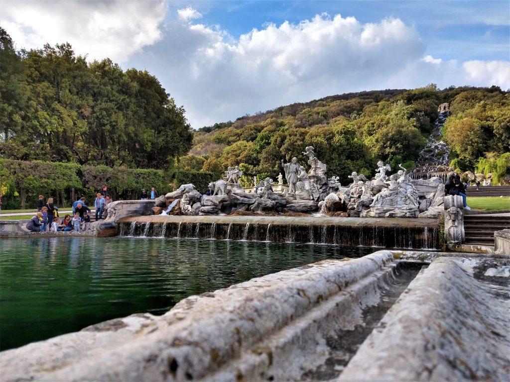 Reggia di Caserta - Fontana Del Parco