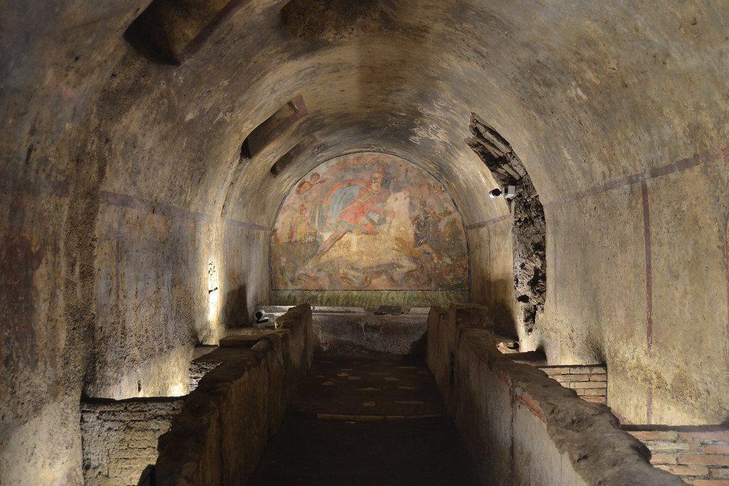 Notte dei musei - Mitreo Di Santa Maria