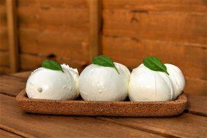 mozzarelliamo - Mozzarella Su Vassoio