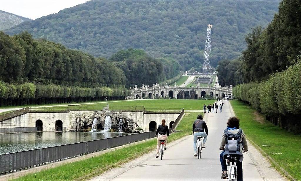 pedali fuori porta - Reggia In Bici