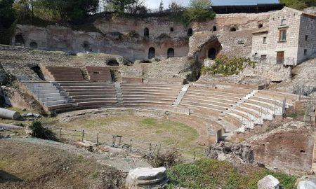 Alto Casertano: Visita Teatri Pietravairano Teano