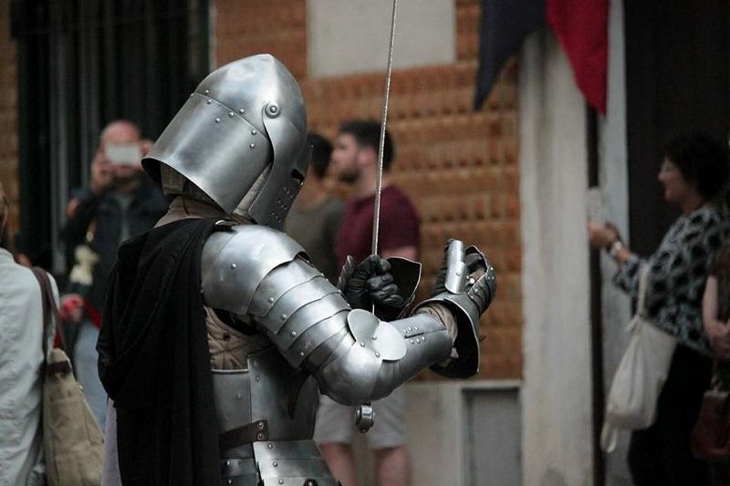Medievocando - cavaliere