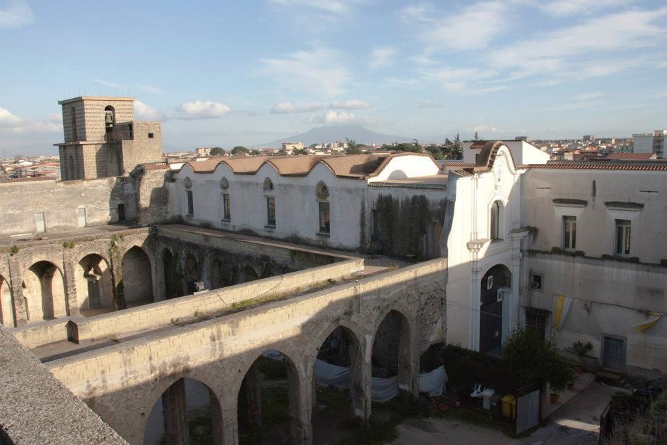 Castello di Casaluce e Madonna di Casaluce - il Castello Di Casaluce