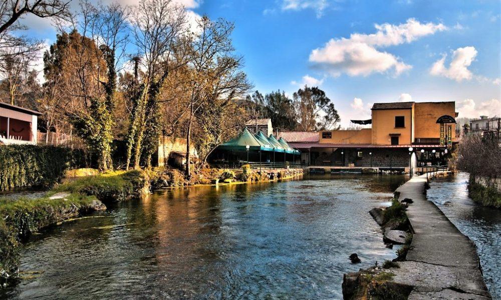 Convento di Bellona - Una foto della città