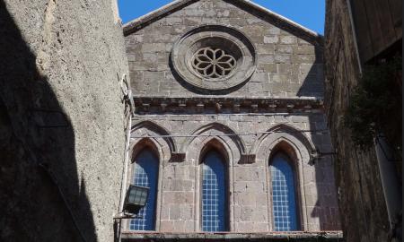 La Chiesa dell'Annunziata di Casertavecchia