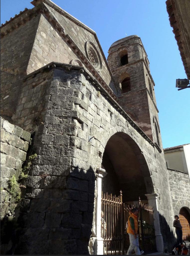 Chiesa Medievale Dell'annunziata Di Casertavecchia
