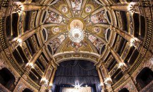 Il Teatro della Reggia Di Caserta