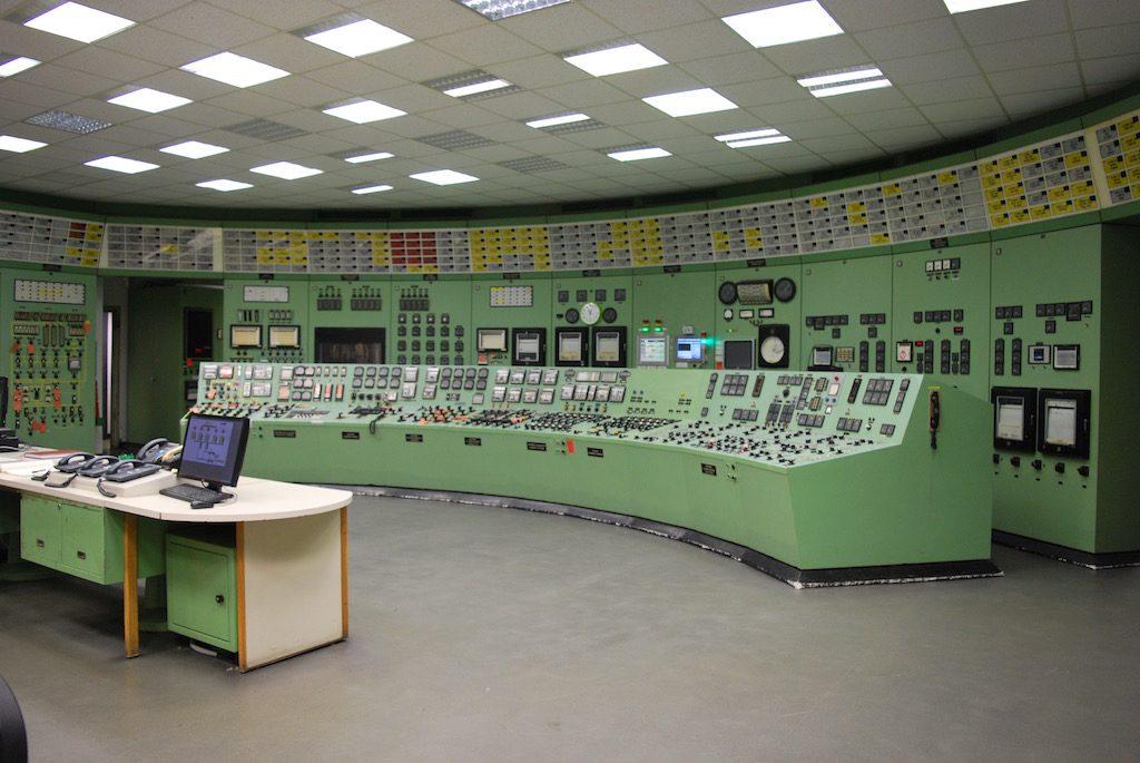 Centrale del Garigliano - Sala Controllo