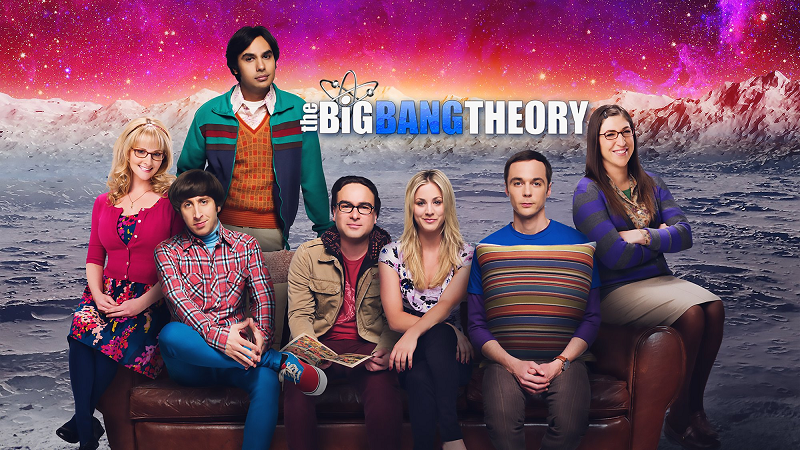 Leonardo Graziano e Sheldon Cooper