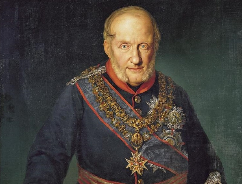 aperture straordinarie - La commissione del Ponte Borbonico si deve a Francesco I Di Borbone