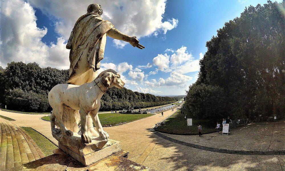 Emozioni e suggestioni borboniche: Parco Della Reggia