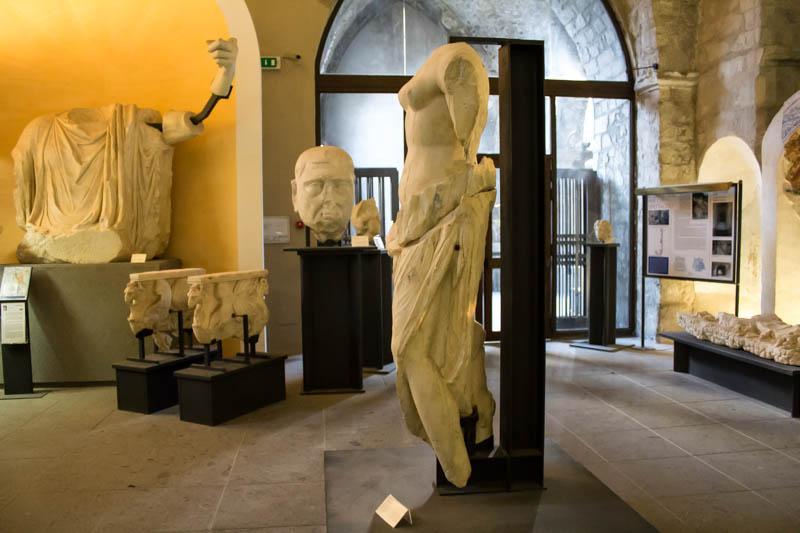 Museo Archeologico Teanum Sidicinum