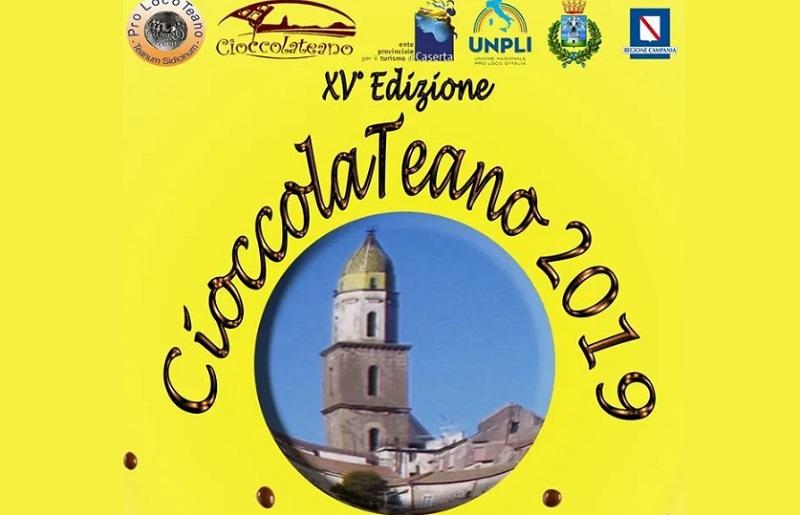 Logo di Cioccolateano 2019