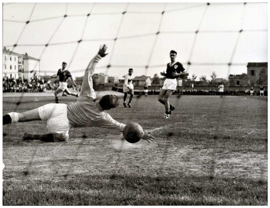 Rivolta del pallone - foto di repertorio