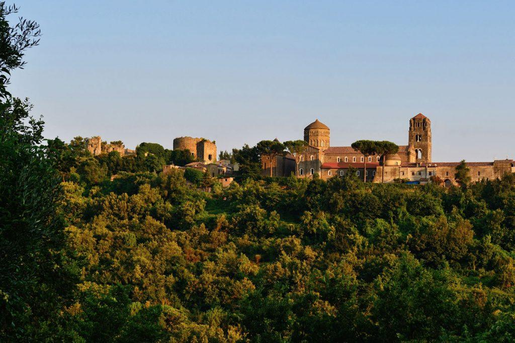Panorama Su Casertavecchia