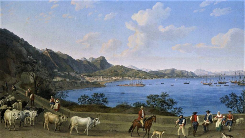 Collezione Lampronti - Porto Di Salerno