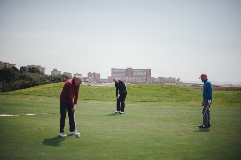 Campo Da Golf Del Villaggio Coppola