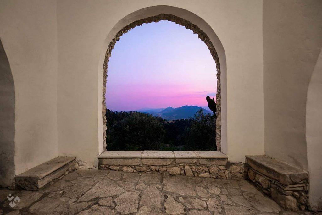 Castello Di Rupecanina Il Calvario