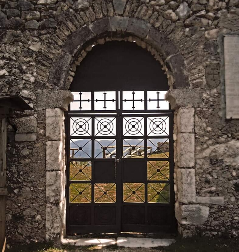 Castello Di Rupecanina Ingresso