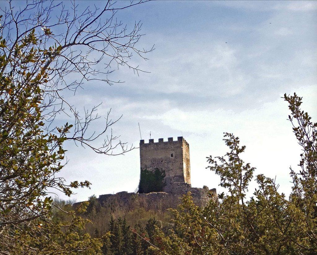 Castello Di Rupecanina Vista