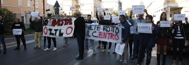 negozi del centro: la manifestazione