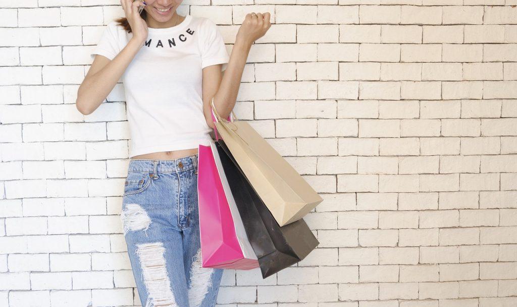 negozi centro: lo shopping