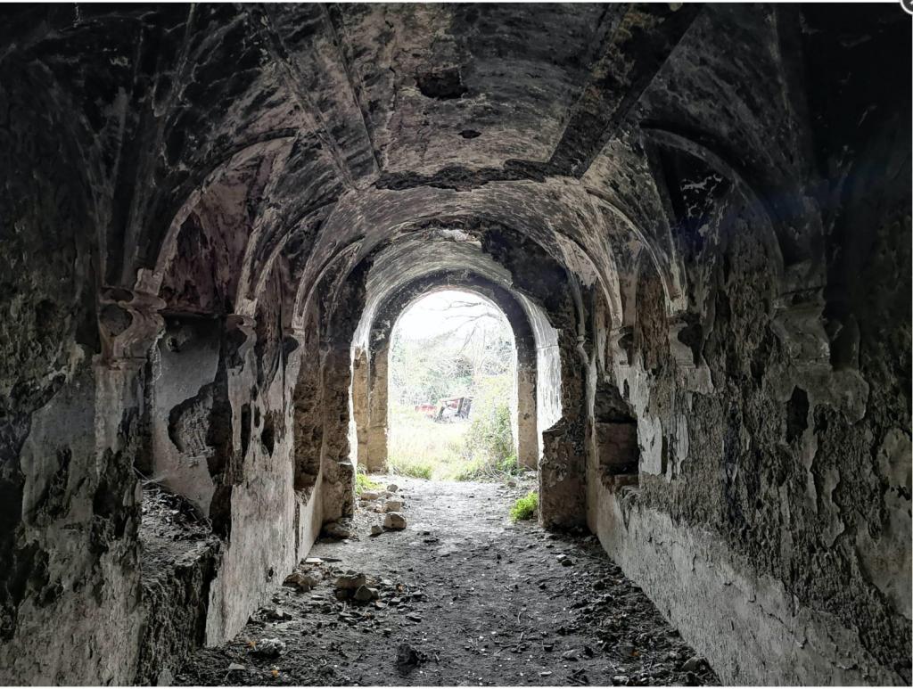 Interno Del Convento Dei Cappuccini Ad Aversa