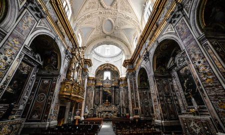 San Francesco Delle Monache Interno