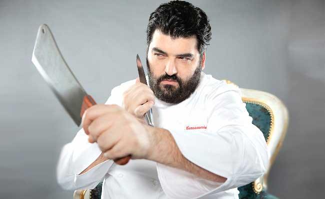 Antonio Cannavacciuolo, chef napoletano