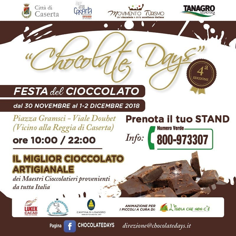 Chocolate Days - locandina