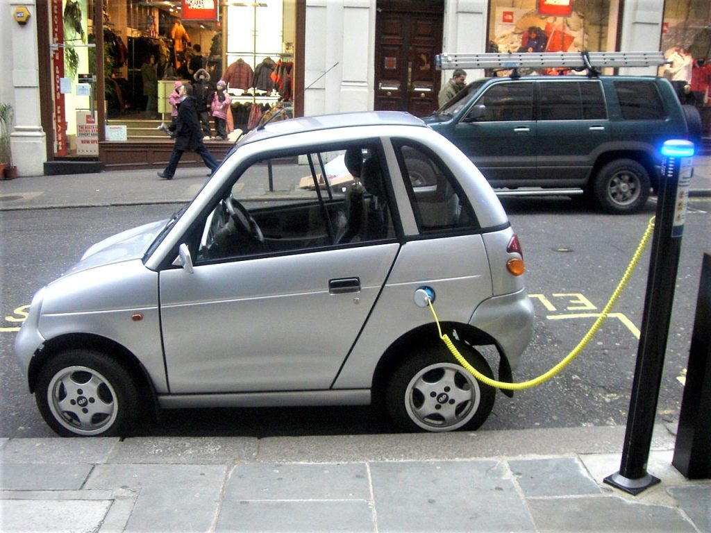 batterie - Auto Elettrica