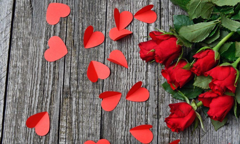 San valentino - Fiori