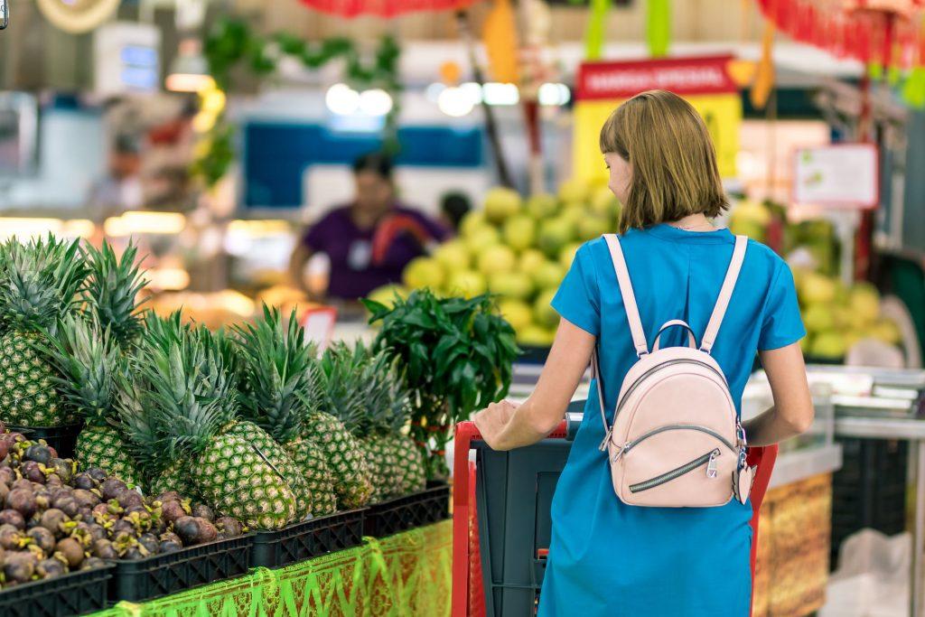 Spesa sospesa - Supermercato