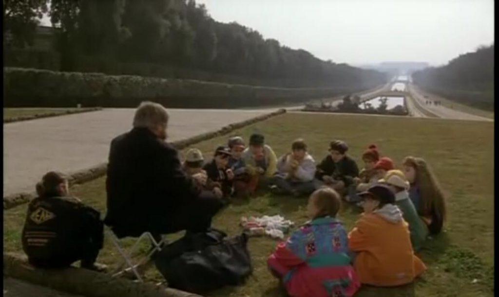 Cinema - A pranzo con il maestro