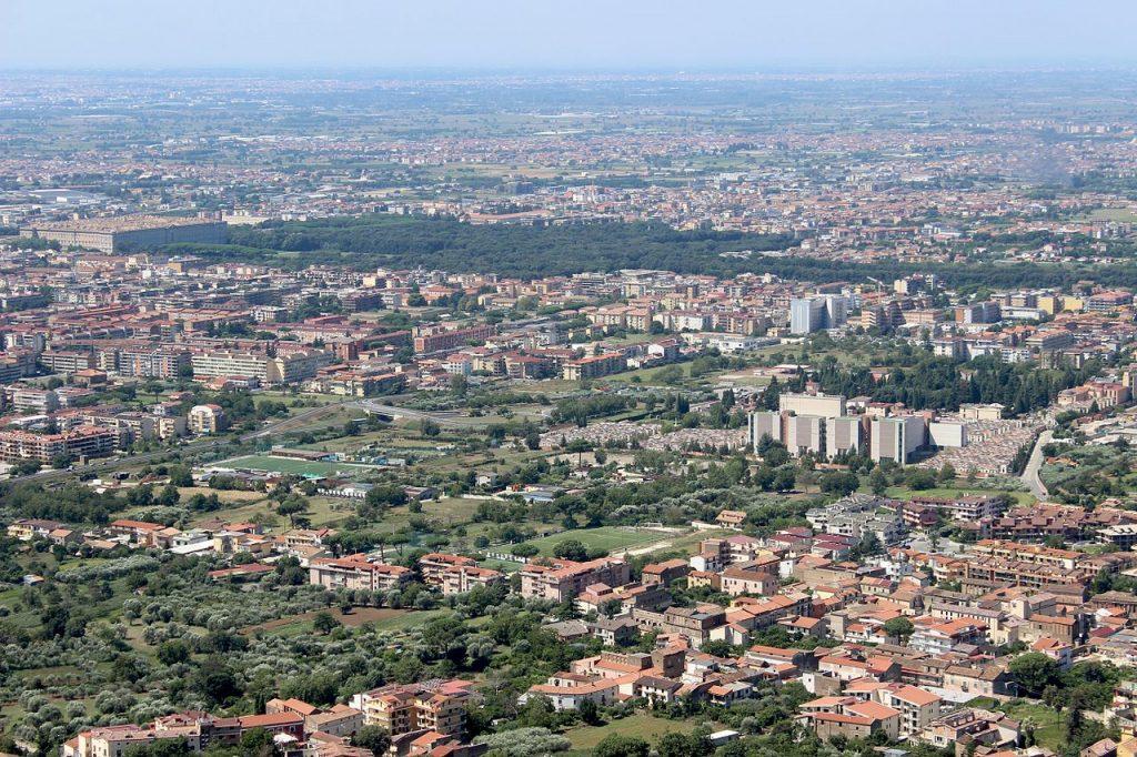 La Città Che Vorrei, una vista della città