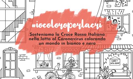 Idee Per La Quarantena, #iocoloroperlacri