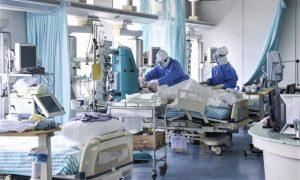 ospedale da campo - dei Posti Letto in Terapia Intensiva