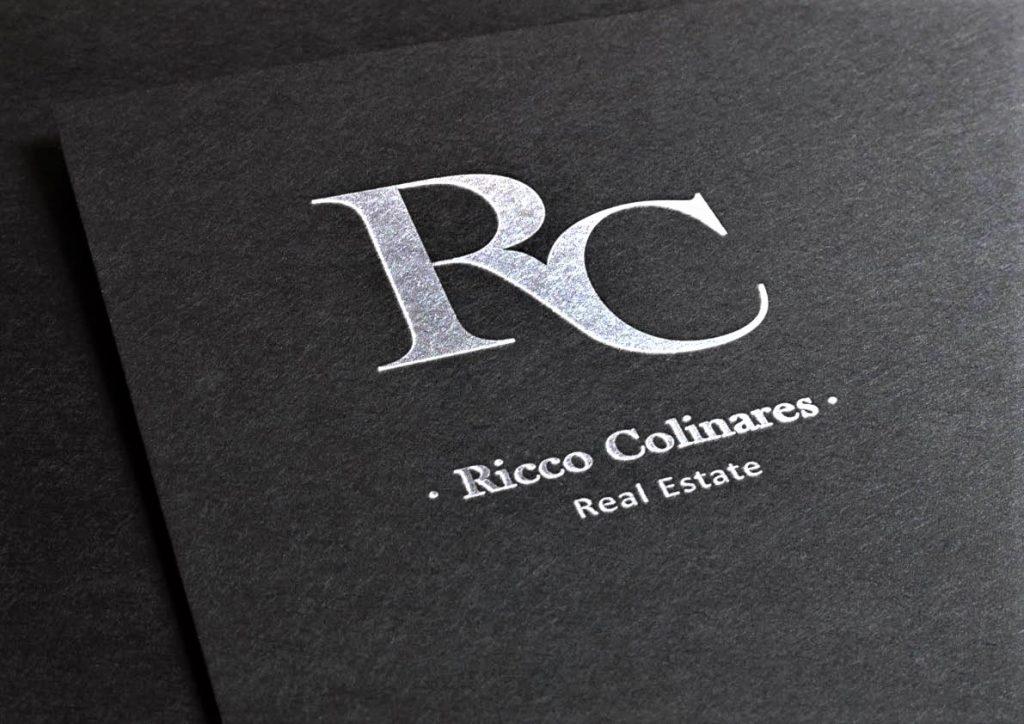 Logo della reggia di caserta - Ricco Colinares