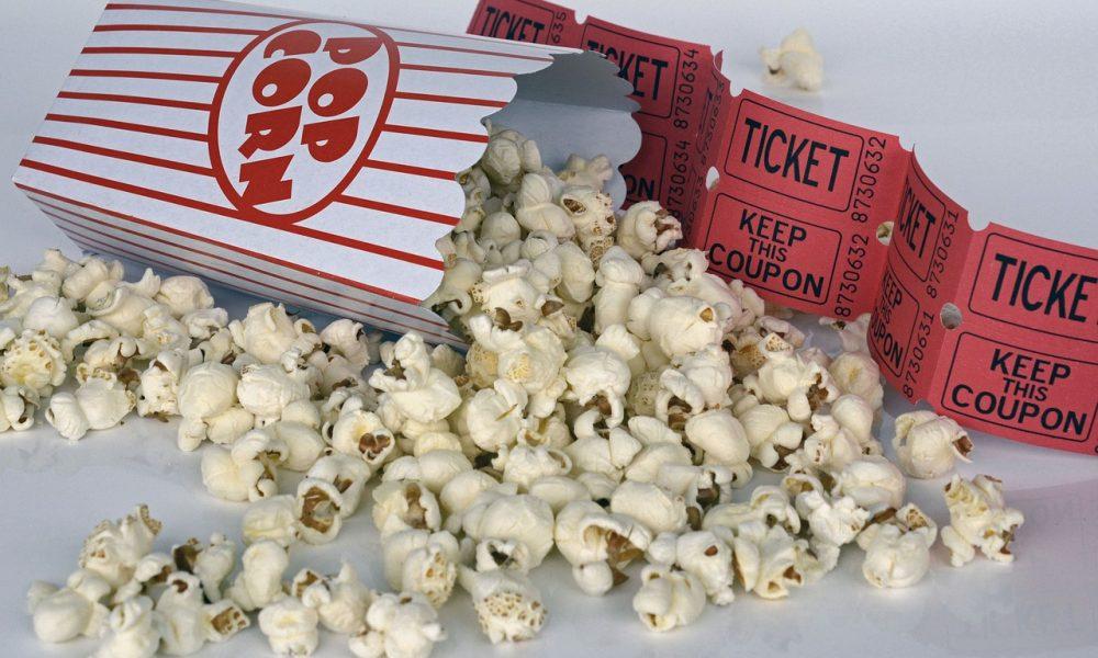 David Di Donatello - pop corn al cinema