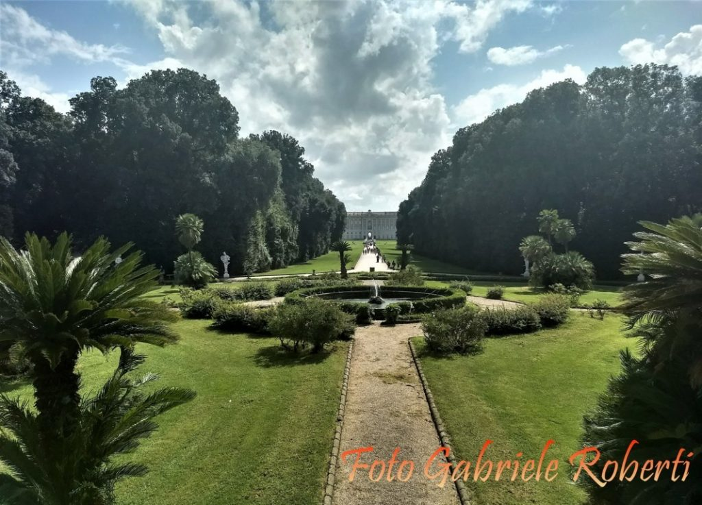 Reggia - Foto Parco Interno
