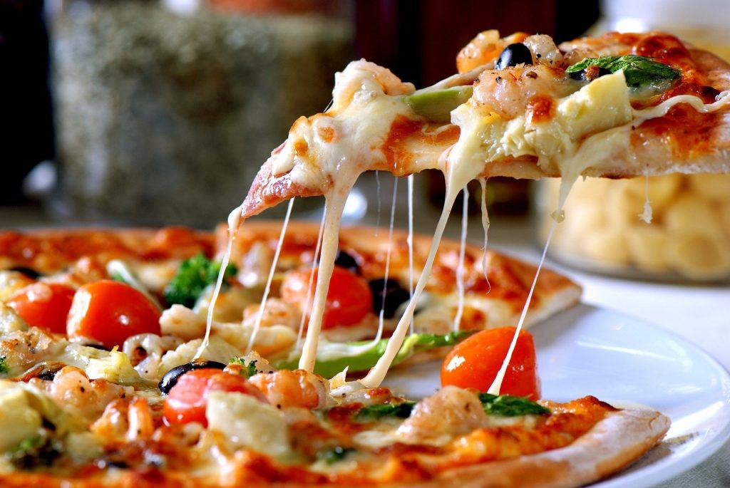 Cavaliere Della Repubblica Pizza calda