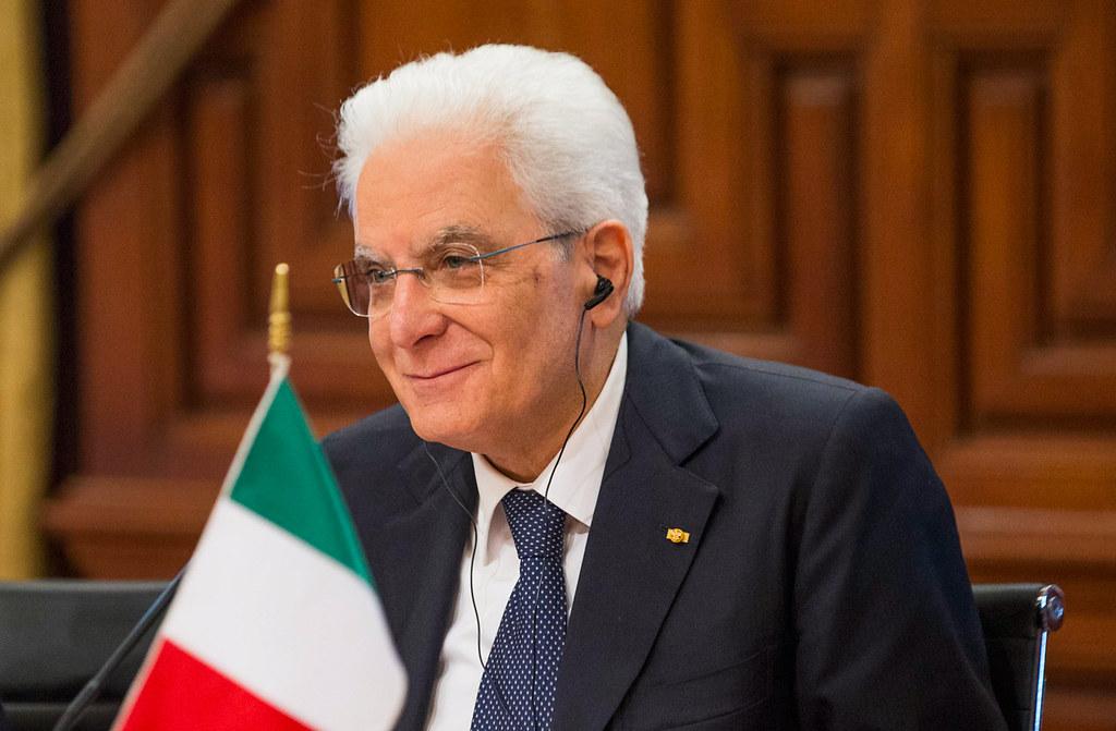 Cavaliere Della Repubblica Presidente Mattarella